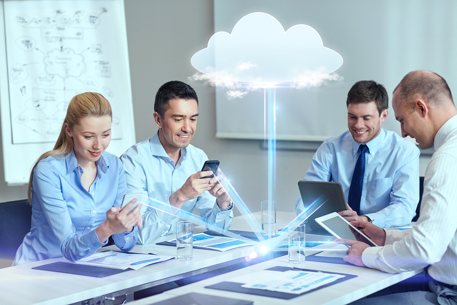 Modeling in the cloud