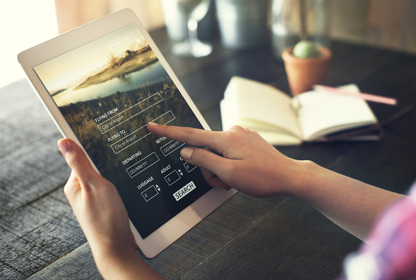 mobile vacation rental payments are on the rise