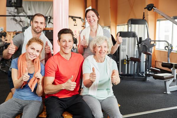 Fitness center KPI