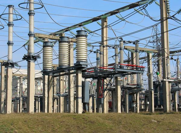 Power grid equipment.
