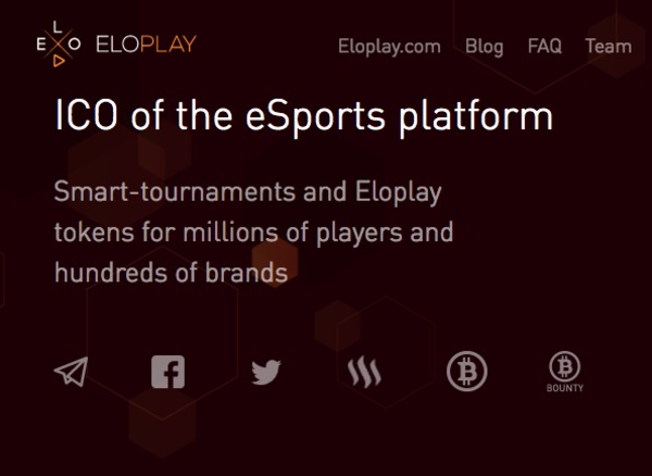 Eloplay token evaluation