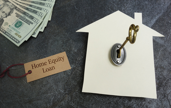 Home equity loan tag.