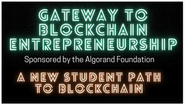 Gateway to Blockchain Entrepreneurship
