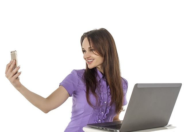 Social media althoughs a company to ingage with its customers and potential customers