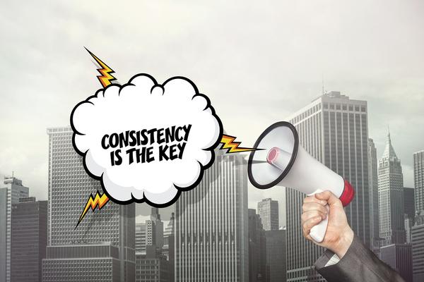 Consistency and creativity