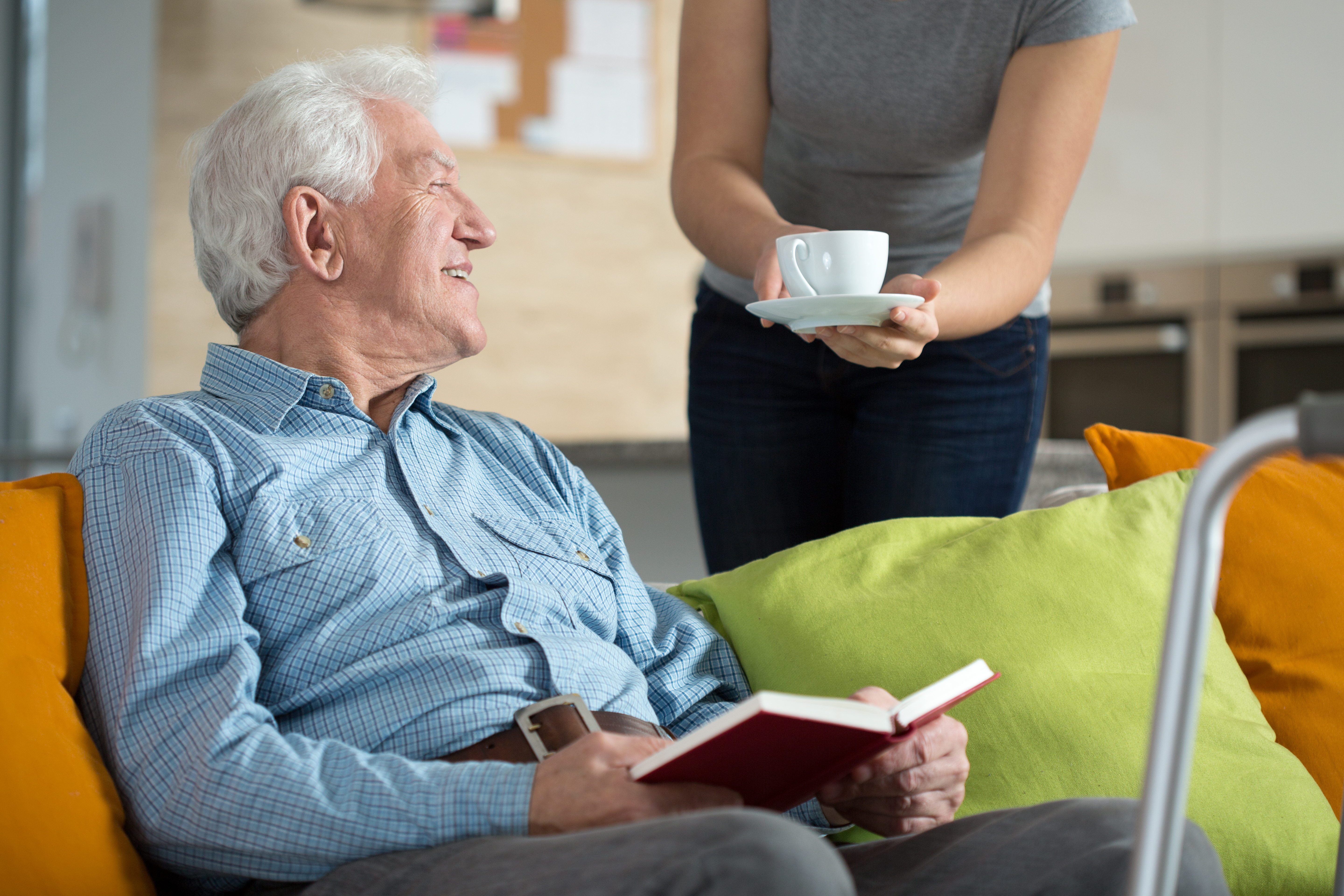 Communicating with loves ones with dementia