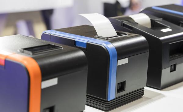 Thermal printers.