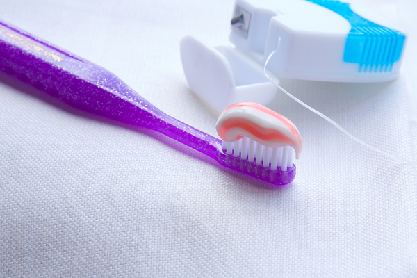 Brushing and flossing are your first steps of defense against gum disease.