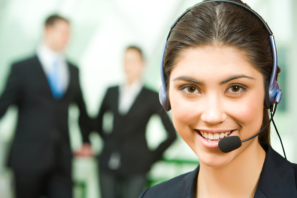 Call answering service enhances a business' customer service