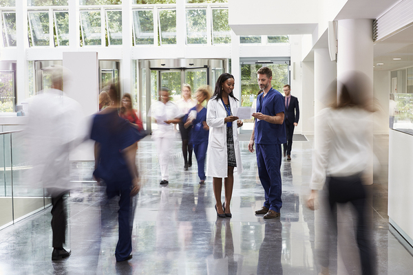 Hospital communication can be improved using a medical phone call answering service