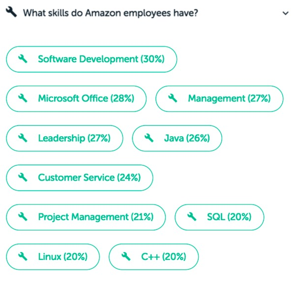 A Look Inside Amazon's Hiring Process | Paysa