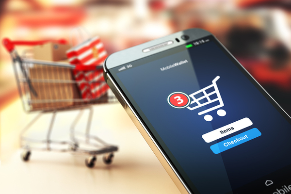 Online Mobile Wallet shopping cart—is your e-commerce site optimized for mobile?