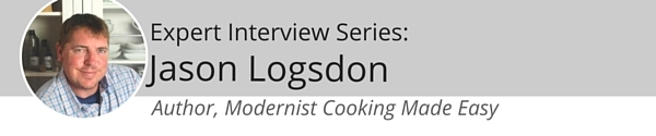 Modernist cooking