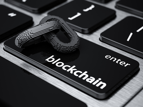 Blockchain.