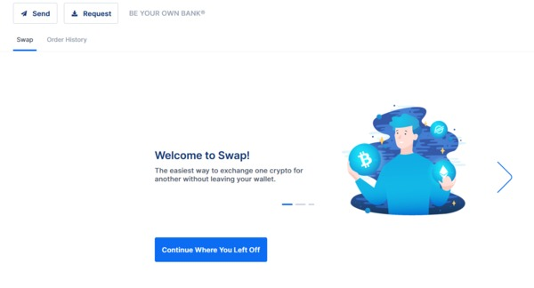Welcome to swap.