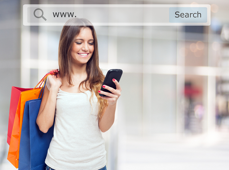 bigstock Young woman holding shopping b 65635228 The Difference Between Real Time, Near Real Time, and Batch Processing in Big Data