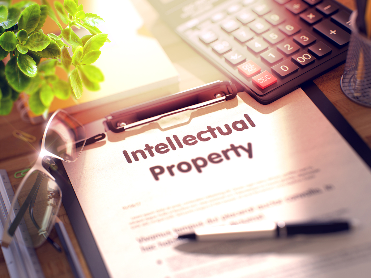 Intellectual property document.