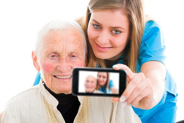 Senior caregivers