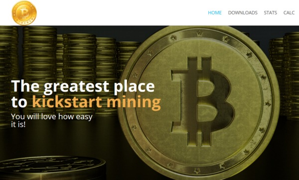 The greatest place to kickstart mining.