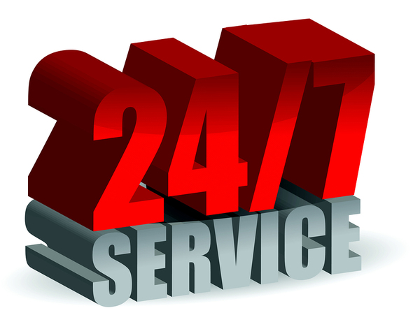 24-hour phone answering service can enhance the effectiveness of a business office.
