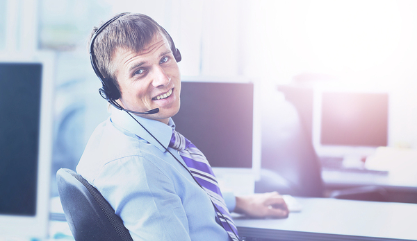 Professional answering service will always be thoughtful with a kind response.