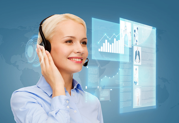 Virtual receptionist is a vital part of teh services of a professional answering service