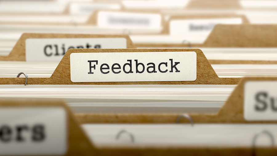 get feedback with content marketing