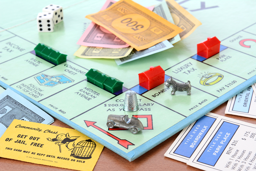 Kigo vacation rental home board games