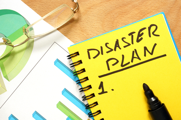 Disaster recovery is easier when using a 3rd party 24 x 7 answering service