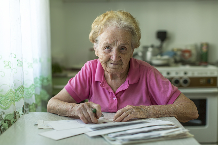 seniors and poverty