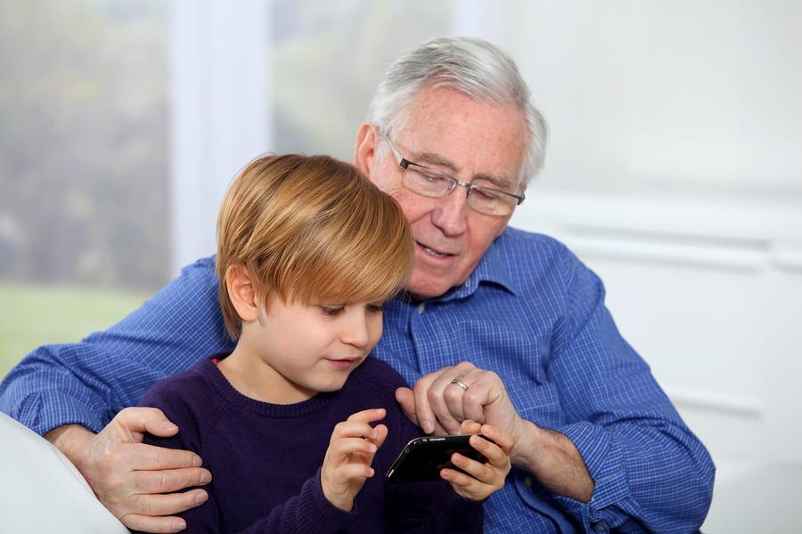 Intergenerationa mentoring