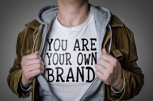 You are your own brand t-shirt.