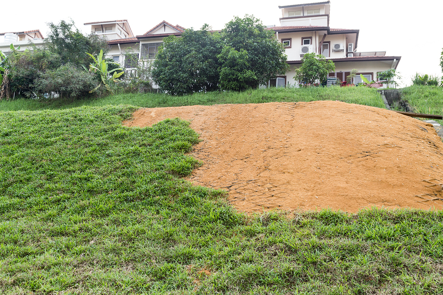 4 Causes Of Landscaping Erosion
