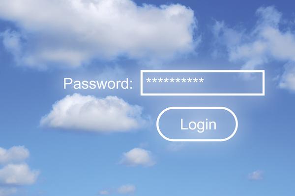 InfraMatix Password login box
