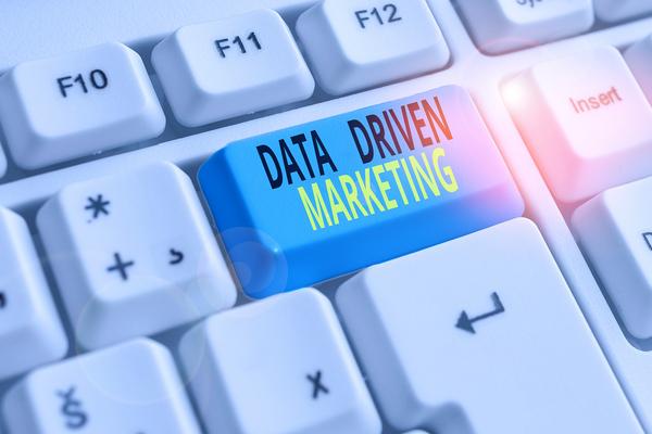 Data driven marketing.