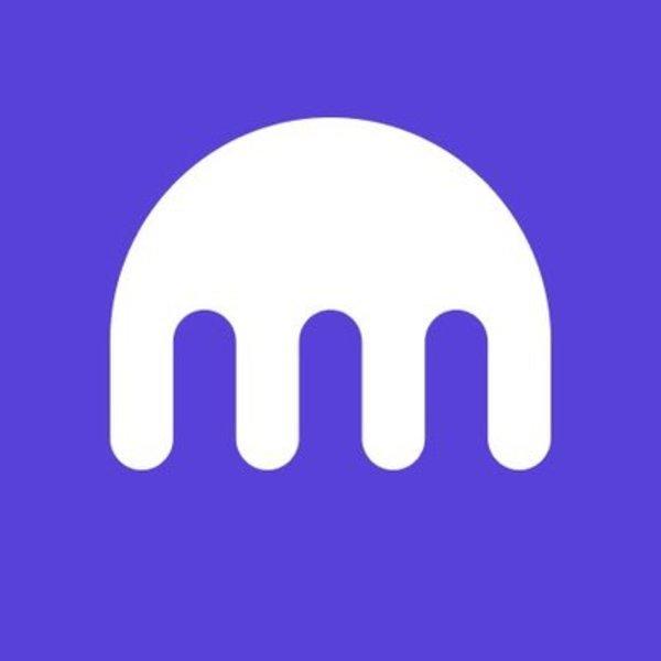 Kraken logo.