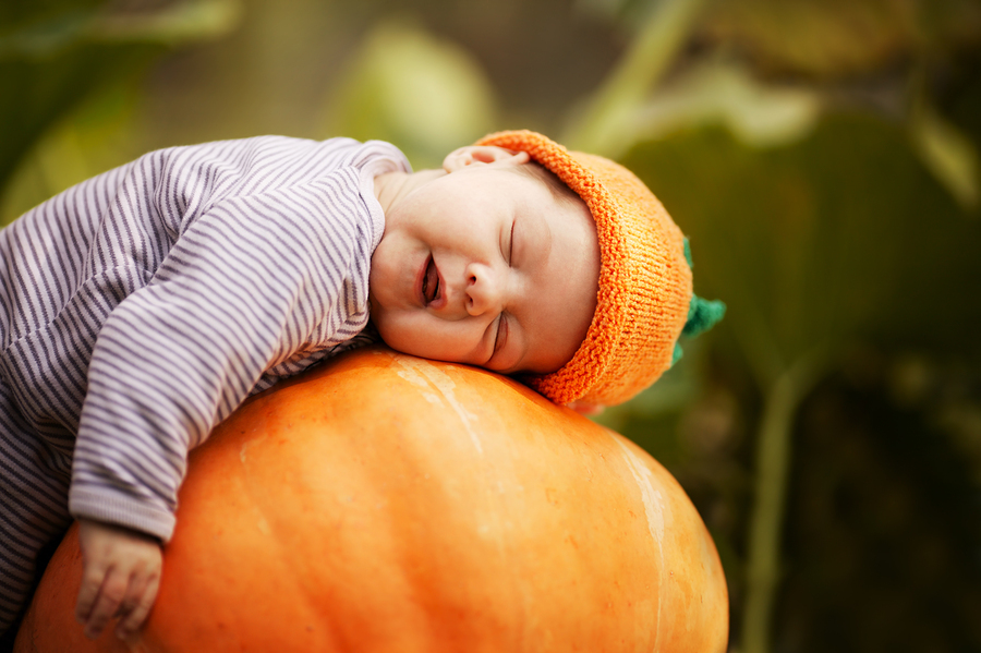Halloween with your baby
