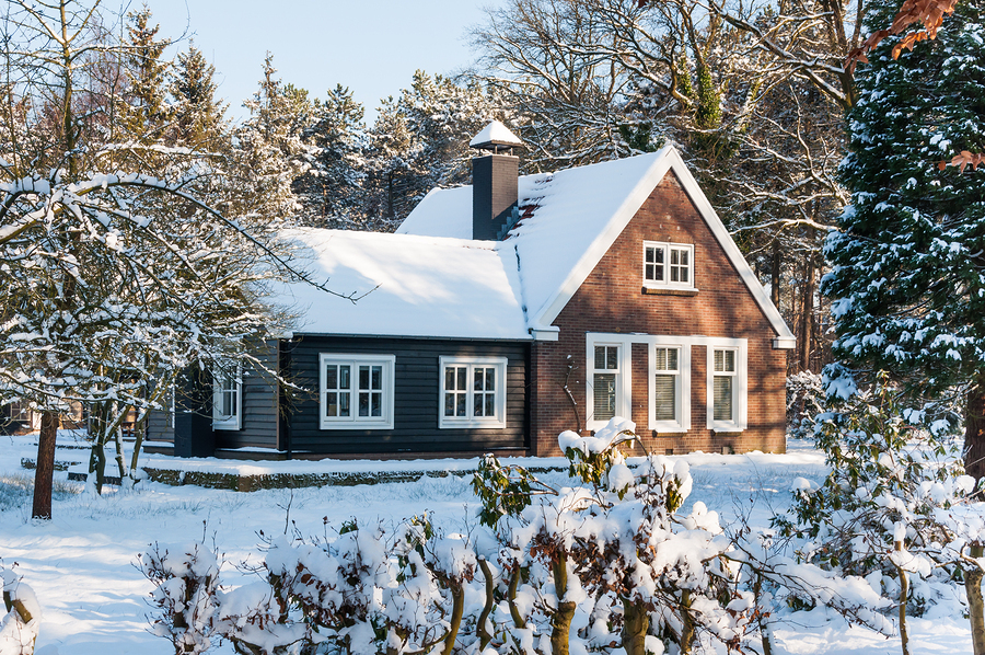 Winter home inspections