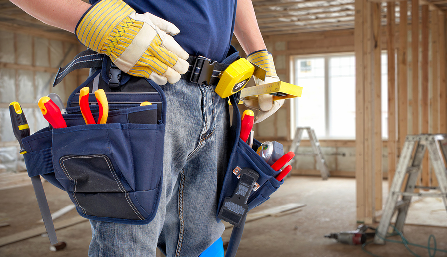 Career as a contractor