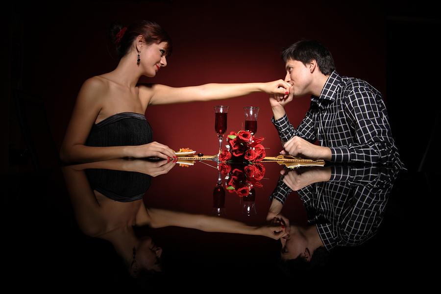 На романтик знакомство