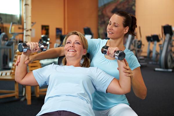 Fitness center marketing
