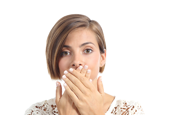 Halitosis - bad breath