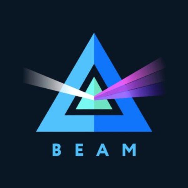 Beam logo.