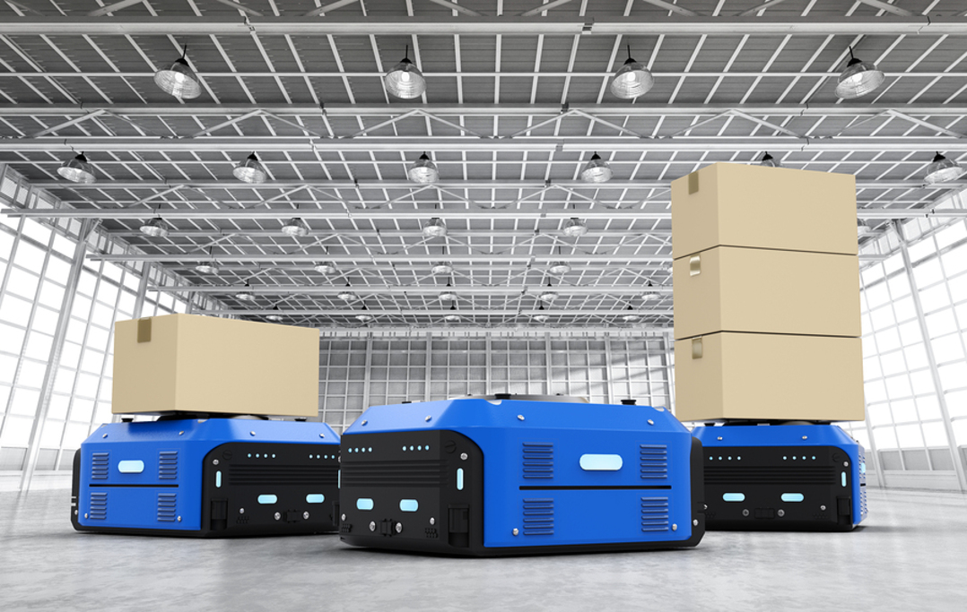 Logistics automation for warehousing