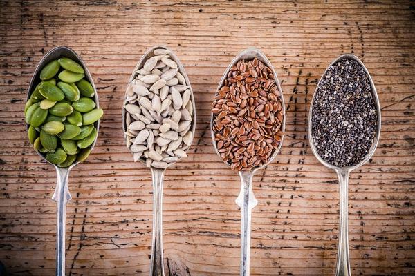 Healthy Summer Snacks: Seads
