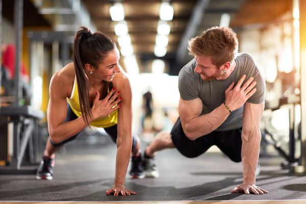 Instagram has become a hugely popular platform for fitness marketing.