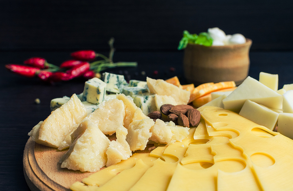 Eating cheese increases the pH levels in your mouth, helping protect your enamel.