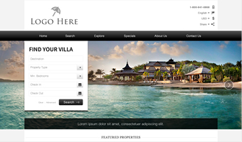 Kigo vacation rental website templates get found