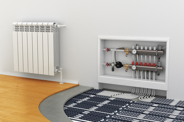 How to inspect a hydronic home heating system home for Types of home heating