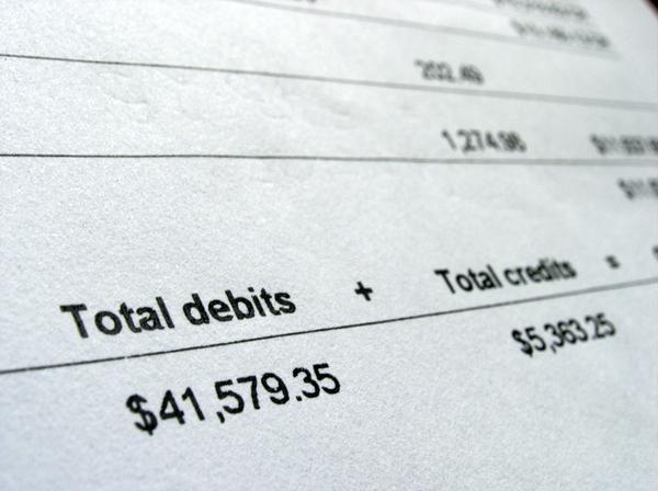 Prepaid debit card